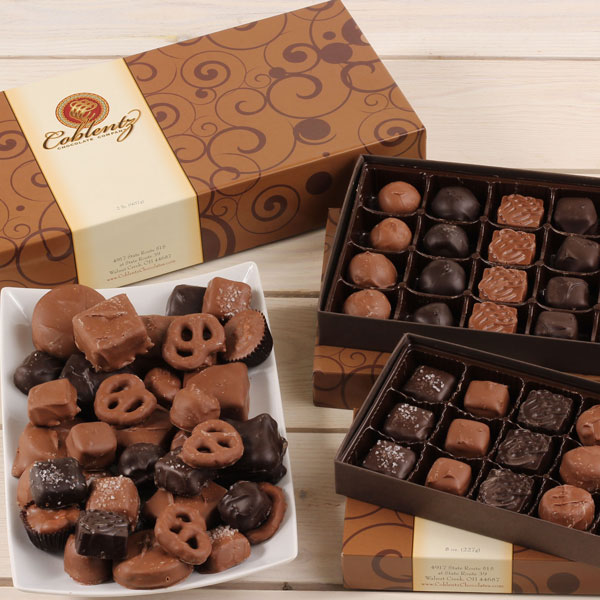 Signature Selection Chocolates